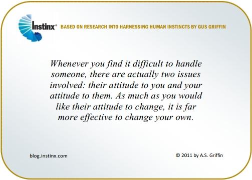 INSTINX - Two Attitudes